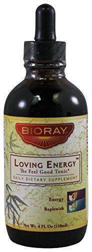 (BIORAY: Loving Energy Organic Feel Good Tonic, 4)