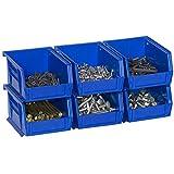 Akro-Mils 30210 AkroBins Plastic Storage Bin