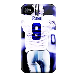 Hard Plastic Iphone 4/4s Case Back Cover,hot Dallas Cowboys Case At Perfect Diy