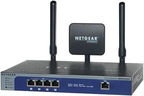 NETGEAR Prosafe Wireless-n Vpn Firewal