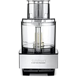 Cuisinart DFP-14BCNYAMZ Custom 14 Food Processor Brushed Metal Series, Stainless Steel