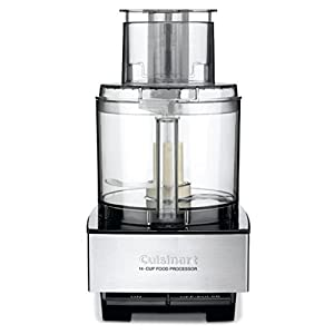 Cuisinart DFP-14BCNY 14-Cup Food Processor, Brushed Stainless Steel - Silver 8