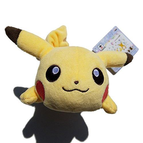 Pokemon XY&Z I Love Pikachu + Plush Doll Banpresto - PIKACHU 5.9