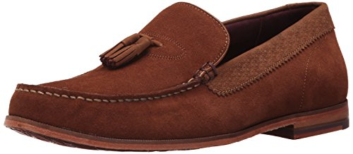 Ted Baker Heren Dougge Slip-on Loafer Tan