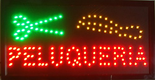Spa Outdoor Led Sign - 3