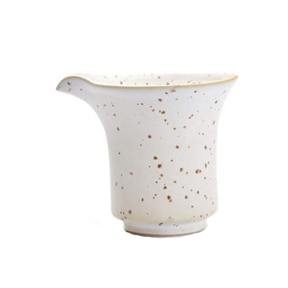 Kylin Express Vintage Handmade Ceramic Pottery Porcelain Tea Accessories,Chinese & Japanese Style Kungfu Tea Set6