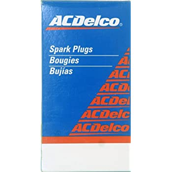 ACDelco R44TS Spark Plugs 19157994 (Set of 8)