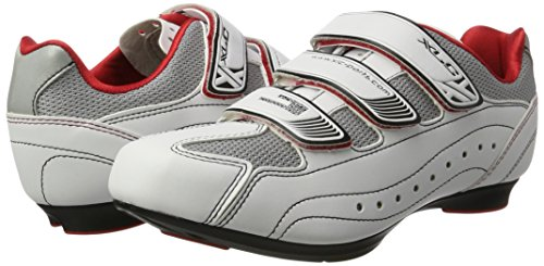 XLC adultos Comp road shoes Tour CB R03 Blanco - blanco