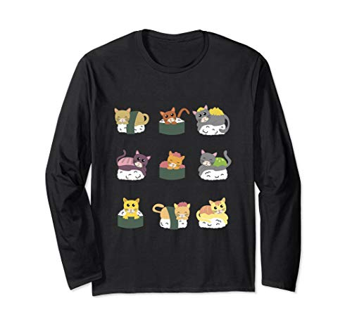 10 best sushi shirt long sleeve for 2019