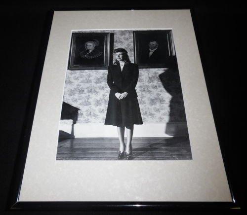 Ginger Rogers 1942 Framed 11x14 Photo Display