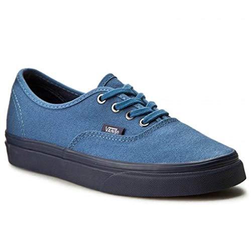 Vans Unisex Adult (C&D) Old Skool Blue Ashes/Parisian Night VN0A38G1MOK Mens 9, Womens 10.5 (Vans Shoes Old Skool Men)