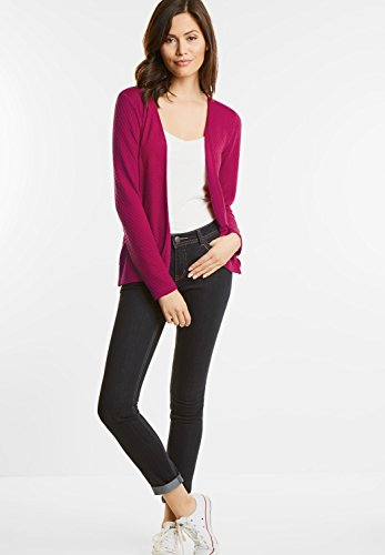 gilets cardigans street one 311495 rose