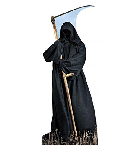 Grim Reaper Props (Grim Reaper - Advanced Graphics Life Size Cardboard Standup)