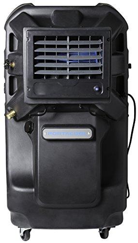 Portacool PACJS2301A1 Jetstream 230 Portable evaporative Cooler, Black