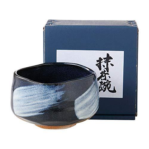 Blue Minyoki Matcha Bowl