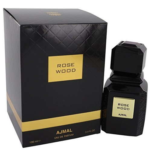 Ajmal Rose Wood for Men and Women (Unisex) EDP - Eau De Parfum 100ML (3.4 ()