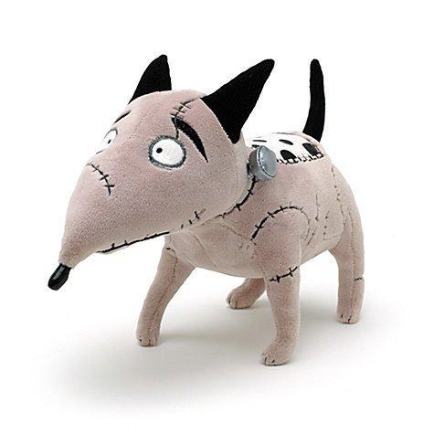 Disney Tim Burton\'s FRANKENWEENIE Sparky Soft Toy Victor\'s Dog ...