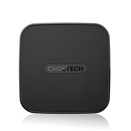 Wireless Charger, CHOETECH Type C [Sleep-Friendly]...