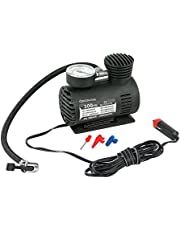 12V Air Compressor Pump Portable Mini Auto Car Electric Air Compressor Tire Infaltor Pump 300 PSI KK