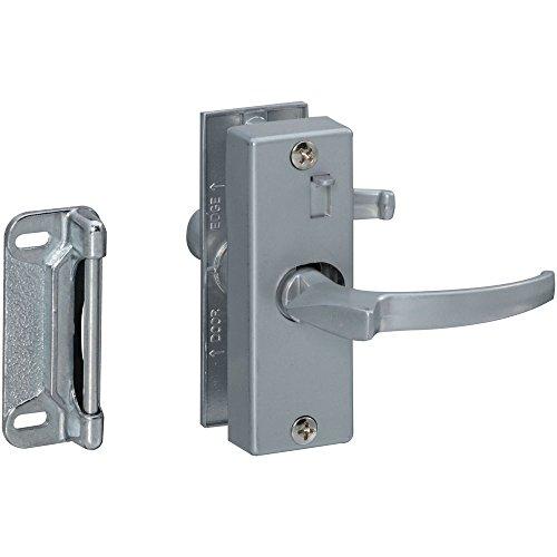 National Hardware N107-797 V99 Screen and Storm Door Latche in Aluminum (Storm Doors Rv)