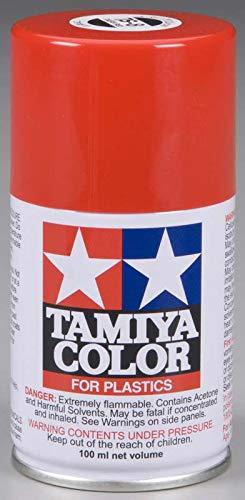 Tamiya America, Inc Spray Lacquer TS-8 Italian Red, TAM85008