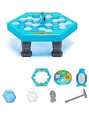 حفظ البطريق كسر جدار الجليد هدم جدار اللعب - لعبة سطح المكتب الآباء التفاعلية لغز اللعب