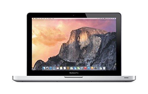 Apple MacBook Pro 13.3-Inch Laptop 2.4GHz / 16GB DDR3 Memory / 1TB SSHD (Solid State Hybrid) Drive / OS X 10.10 Yosemite / DVD Burner