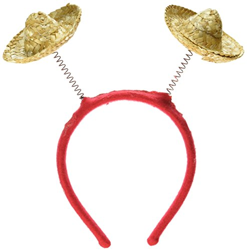 Sombrero Boppers Party Accessory (1 count) (1/Pkg)