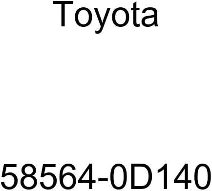 TOYOTA 58564-0D140 Floor Silencer