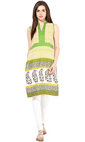 Indi-Dori-Womens-Cotton-Sleeveless-Paisley-Print-Kurti