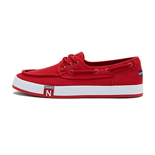 Nautica Spinnaker Red Ribbon 3 Shoe Men's Boat qqfwrY65