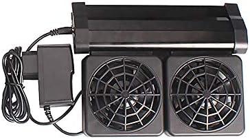 YaptheS - Ventilador para Acuario, silencioso, refrigerador ...