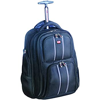 Amazon.com: Elleven E12933113300 Wheeled TSA Checkpoint-Friendly ...