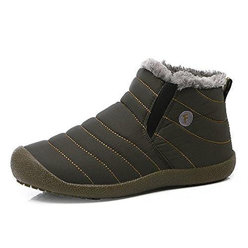 Flats Boots: Amazon.com