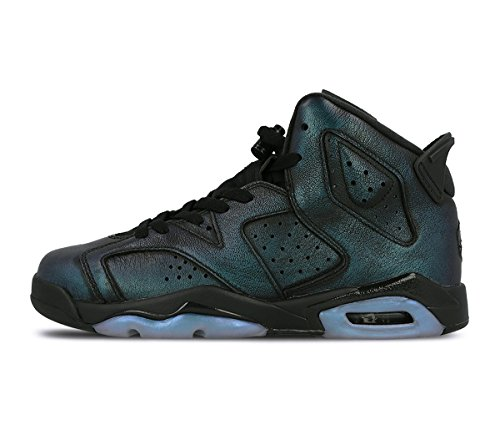 Nike Air Jordan 6 Retro AS GS Black/White 907960-015 (SIZE: 3.5Y) by NIKE
