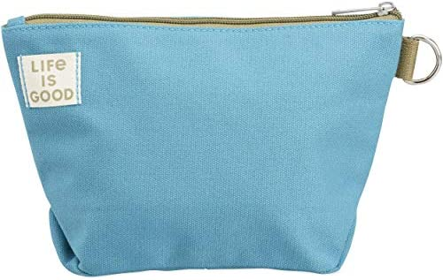 Fatigue Green Life is Good Womens Wayfarer Pouch Blended Daisy One Size