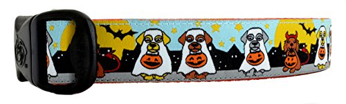 Dirty Dawgz Adjustable Halloween Collars product image