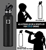 IRON °FLASK Straw Lid for Narrow Standard Mouth
