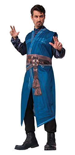 Rubie's Costume Co. Men's Doctor Strange Costume Robe, Blue, Standard