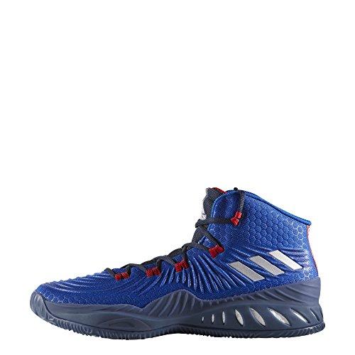 Hommes Plamet Baskets Explosive 2017 Adidas Crazy Maruni Couleurs Diffrentes reauni Pour wx1OZW4X