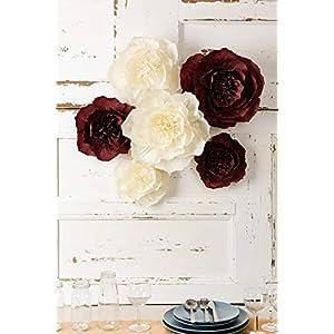 KEY SPRING Giant Paper Flower 2