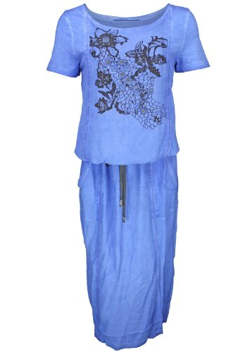 Angels Never Die Kleid 141149548 marine blau Blau