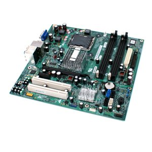 Pci Vga Dvi S-video (Genuine Dell Motherboard G679R FM586 G33M02 For Inspiron 530, 530s and Vostro 200, 400 Systems Intel G33 Express DDR2 SDRAM Compatible Part Numbers: G679R, RY007, FM586, CU409, RN474, K216C, GN723, G33M02)