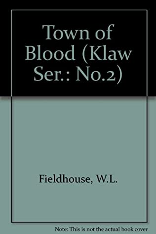 book cover of Town of Blood