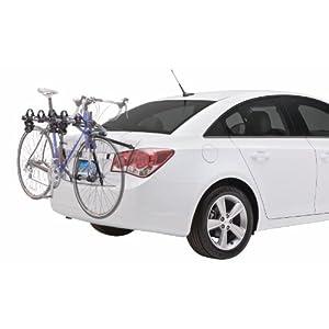 SportRack 3-Bike Anti-Sway Trunk Mount Bike Rack