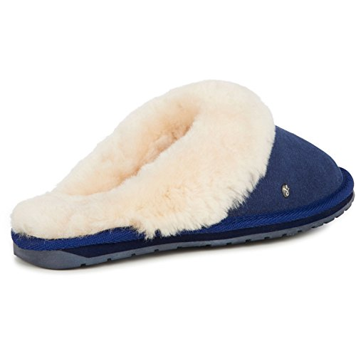 Slipper Slip EMU On Women's Australia Jolie Indigo wBXqXtPr