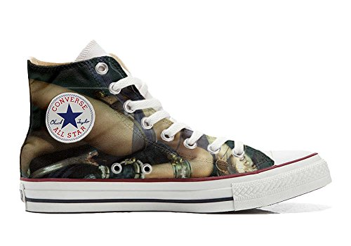 Converse All Star Customized - zapatos personalizados (Producto Artesano) Sexy Aggresive