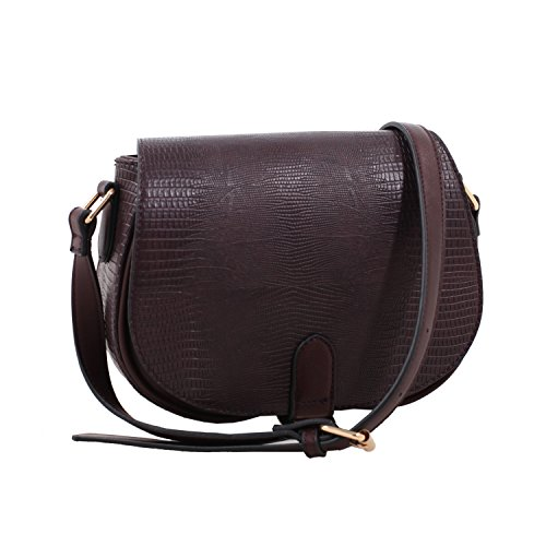 Wine Izara by Mia MKF Crossbody Farrow Collection K Bag 6BXna8wq