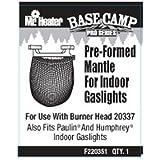 Mr. Heater Base Camp Pro Series Pre-Formed Mantle for Indoor Propane Gaslights