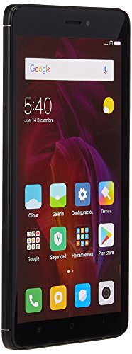 Xiaomi Redmi Note 4 32GB Black, 5.5